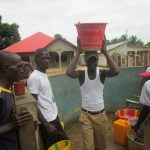 The Water Project: Lungi, Rotifunk, 1 Aminata Lane -  Carrying Water