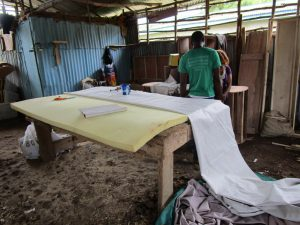 The Water Project:  Clothes Making