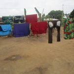 The Water Project: Lungi, Rotifunk, 1 Aminata Lane -  Clothesline