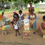 The Water Project: Lungi, Rotifunk, 1 Aminata Lane -  Community Members Selling Items