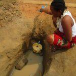 The Water Project: Lungi, Rotifunk, 1 Aminata Lane -  Filling Up At Alternate Source