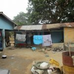 The Water Project: Lungi, Rotifunk, 1 Aminata Lane -  Household Compound
