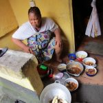 The Water Project: Lungi, Rotifunk, 1 Aminata Lane -  Meal