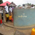 The Water Project: Lungi, Rotifunk, 1 Aminata Lane -  School Well