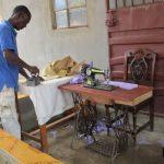 The Water Project: Lungi, Rotifunk, 1 Aminata Lane -  Sewing