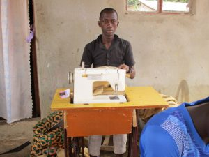 The Water Project:  Sewing