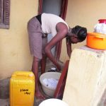 The Water Project: Lungi, Rotifunk, 1 Aminata Lane -  Washing Clothes