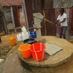 The Water Project: Lungi, Rotifunk, 1 Aminata Lane -  Well In Need Of Rehab
