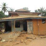 The Water Project: Lokomasama, Gbonkogbonko, Kankalay Primary School -  Damaged Mosque