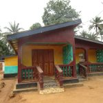 The Water Project: Lokomasama, Gbonkogbonko, Kankalay Primary School -  Household