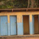 The Water Project: Lokomasama, Gbonkogbonko, Kankalay Primary School -  School Latrine