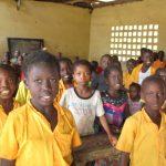 The Water Project: Lokomasama, Gbonkogbonko, Kankalay Primary School -  Students Inside Class Room