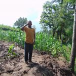 The Water Project: Bukhakunga Community, Mukomari Spring -  Blowing A Whistle For Training