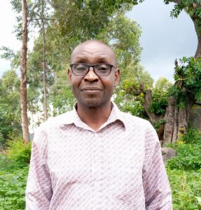 The Water Project:  Headteacher Boniface Yidah Mujivane