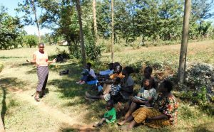 The Water Project:  Training Convenes