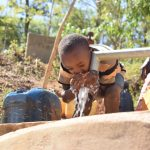 The Water Project: Ivumbu Community A -  Water