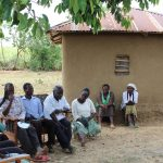 The Water Project: Mukhuyu Community, Kwakhalakayi Spring -  Training