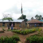 The Water Project: Kapchorwa Primary School -  School Courtyard