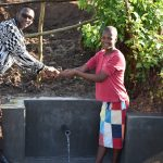 The Water Project: Eshiakhulo Community, Kweyu Spring -  Handing Spring Over To Community