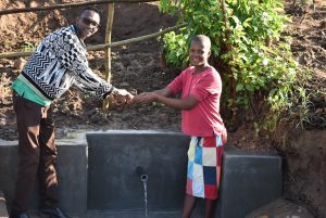The Water Project:  Handing Spring Over To Community