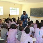 The Water Project: Mayoni Township Primary School -  Training
