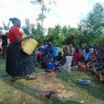 The Water Project: Sichinji Community, Makhatse Spring -  Water Handling Training