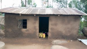 The Water Project:  Kenya School Kitchen