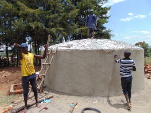 The Water Project:  Rain Tank Is Born