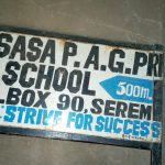 The Water Project: Musasa Primary School -  Strive For Success
