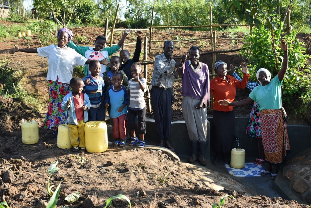 The Water Project : 11-kenya19178-happy-faces-2