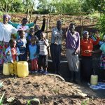 The Water Project: Eshiakhulo Community, Kweyu Spring -  Happy Faces