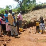 The Water Project: Shisere Community, Francis Atema Spring -  Spring Care Training