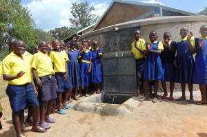 The Water Project:  Smiles For Fresh Water