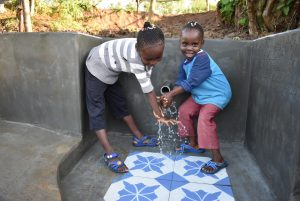 The Water Project:  Handwashing With Joy
