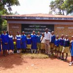 The Water Project: Kima Primary School -  Group Picture