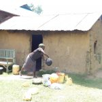 The Water Project: Mukangu Primary School -  School Kitchen