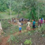 The Water Project: Sichinji Community, Makhatse Spring -  Spring Care Training