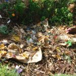The Water Project: Kapchorwa Primary School -  Schools Dumpsite