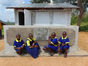 The Water Project:  Showcasing Latrines
