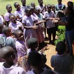 The Water Project: Mayoni Township Primary School -  Handwashing Training