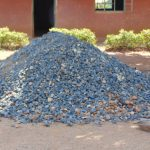 The Water Project: Essongolo Primary School -  Ballast For Construction