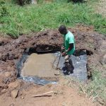 The Water Project: Musango Community, Mushikhulu Spring -  Spring Foundation