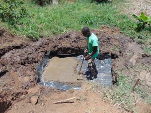The Water Project:  Spring Foundation