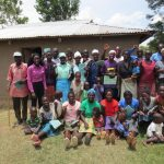 The Water Project: Mukhuyu Community, Kwawanzala Spring -  Training Participants