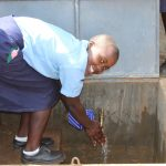 The Water Project: Musasa Secondary School -  Happy Student