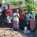 The Water Project: Eshiakhulo Community, Kweyu Spring -  Celebrating The Spring