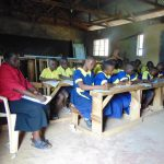 The Water Project: Ibwali Primary School -  Taking Notes