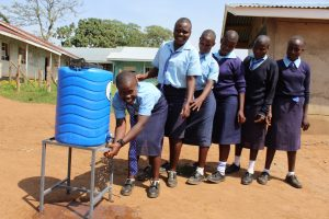 The Water Project:  Handwashing Smiles