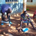 The Water Project: Kima Primary School -  Taking A Tea Break