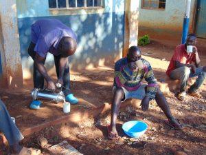 The Water Project:  Taking A Tea Break
